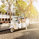 Custom tour <br />1 Hour: 40€ <br />Following hours: 20€